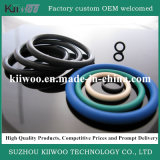 Anel-O liso quente da borracha de silicone da boa qualidade da venda