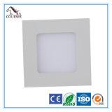 Precio cuadrado de la luz del panel de la fábrica 600X600 LED
