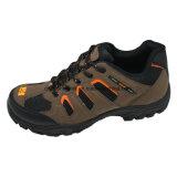 Ботинки горячего человека кожаный Hiking Trekking ботинки