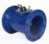 Type mètre de Dn50-Dn500 Woltmann d'écoulement d'eau