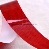 点C2の赤くおよび白いダイヤモンドの等級の反射トラックテープ