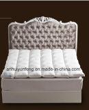 Almofada / protetor de colchão 100% algodão de ganso e penas