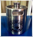 Самый лучший выбор 2L для штемпелевать Growlers/металла пива нержавеющей стали