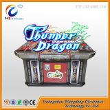Dragón inglés del trueno del juego de 8 del jugador de la versión de la tarjeta pescados del cazador