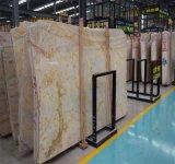 Lastre di vendita calda, mattonelle del marmo di Onyx e lastre di marmo beige