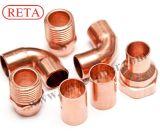 Encaixe de cobre de ASME B16.22/En1254-1