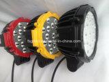 Het hoge Offroad LEIDENE van de Duurzaamheid IP67 51W 6inch Licht van het Werk (GT1015-51W)