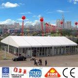 Шатер укрытия выставки большой передвижной алюминиевой структуры напольный