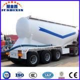 3 assen 55 Cbm de Aanhangwagen van de Tanker van het Vervoer van het Cement