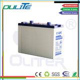 Batterie d'acide de plomb libre de la maintenance 2V 1000ah d'assurance commerciale pour le système solaire