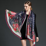 Silk Georgette-Schals für Frau