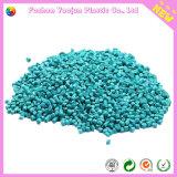 Blaues Masterbatch für Polycarbonat-Harz-Plastik
