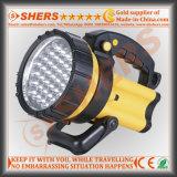 찾기를 위한 경고등을%s 가진 재충전용 37PCS LED 스포트라이트
