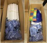 Rack de vêtements bleus de 3,3 kg avec porte-chaussures (JP-CR109PS)