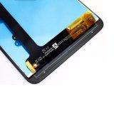 黒く白いカラーLCD + Huaweiの名誉3X G750 U00/U10 LCDの表示のタッチ画面の計数化装置ガラスレンズアセンブリのためのタッチ画面