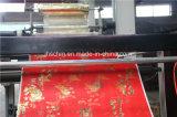 Webfed heiße Flachbettfolien-Aushaumaschine