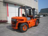 5.0Ton diesel Vorkheftruck (hh50z-w1-D, Oranje Kleur)