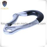 Gancho de leva de aluminio de los accesorios del harness de seguridad (dB20L)