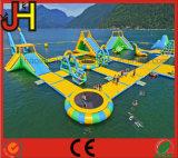Het opblaasbare Park van het Water, Drijvende Apparatuur Aqua voor Verkoop