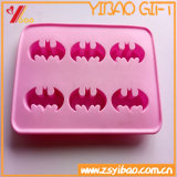 Alimento Grade 6 Cavities Square Silicone Ice Cube Tray