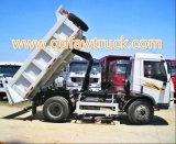 Тележка сброса тонны 4X2 FAW Foton Forland миниая 8