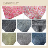 24 * 40 Hot Fix Resin Stone Sheet Rhinestone Mesh