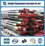 Pipe matérielle sans joint api 5CT P110 d'enveloppe d'extrémité de Btc d'acier du carbone de Lb/FT