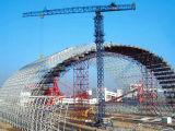 Ontwerp van de Opslag van de Steenkool van het Frame van de Structuur van de Bundel van het staal het Ruimte