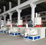 Qualitäts-Edelstahl vertikaler Belüftung-Mischer in der Kunststoffindustrie
