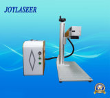 Гравировальный станок маркировки лазера 20W 30W 50W волокна портативный