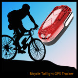 Tk906 Long Standby Time Impermeável LED Light GSM GPS Tracker para Bike Easy Hidden SIM Card Bicycle Lifetime Free Platform