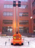 Tour d'éclairage mobile de Rplt-6900 DEL avec l'engine de Kubota