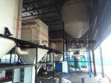 Alta neumático usado de Efficience puerta muy abierta que recicla la máquina