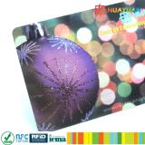 Programmable карточка 13.56MHz MIFARE DESFire EV1 2K для франтовской компенсации