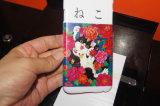 Nouvelle conception d'imprimante UV multifonctionale 6colors pour téléphone portable / carte plastique / carte de visite transparente