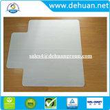 Transparente fácil e embalagem da esteira Foldable plástica desobstruída do assoalho da cadeira dos PP