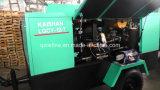 ディーゼルねじエアブラシの圧縮機を採鉱するKaishan LGCY-10/13