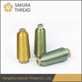 Пряжа высокого качества тавра Sakura металлическая для высокоскоростной вышивки