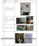 Máquina aluída da imprensa de perfuração do frame da válvula H do Taco de 300 toneladas única