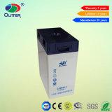 Mettre à jour la batterie profonde libre 2V-600ah de Soalr de cycle de batterie d'acide de plomb de VRLA