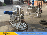 Cottura della vaschetta di cottura rivestita di cottura rivestita di cottura industriale della caldaia della caldaia della caldaia 500L