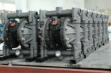 공기에 의하여 운영하는 격막 펌프 시스템