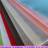 Tela polivinílica barata del tafetán para la tela de la guarnición de la ropa