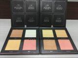 Highlighter Textured del color de la gama de colores 4 de las sombras del Highlighter de Hdbt 3D