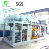 M-Tipo compressor natural do posto de gasolina CNG da grande escala