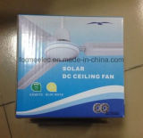 "da "" ventilador elétrico solar 28W de ventilador de teto C.C. 56"
