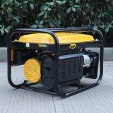 バイソン(中国) BS3500h 2.8kw 2.8kVAのベテランの製造者円形フレームの単一フェーズ電動発電機220V