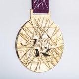 자신의 디자인을%s 가진 금속 메달이 관례에 의하여 MOQ