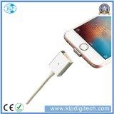 Cable de alimentación y datos USB, pedido de pozo de bienvenida, cable USB magnético para iPhone