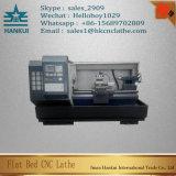 Ck6150水平のベッドのタイプCNCの回転旋盤機械